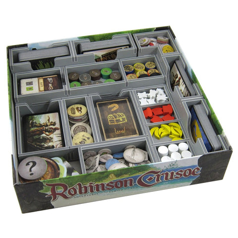 Evacore Insert compatible with Robinson Crusoe™ 2nd Edition and Expansion