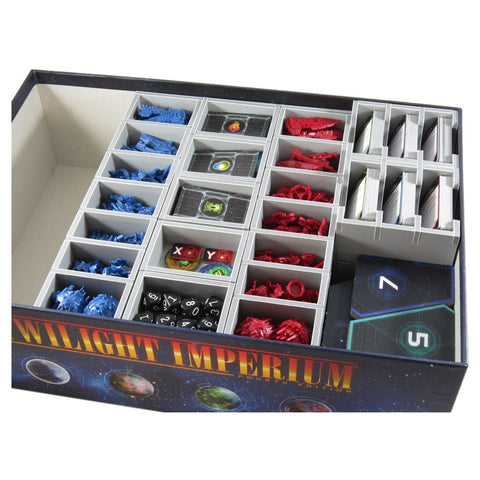 Evacore Insert compatible with Twilight Imperium 4th Edition™ and Expansions