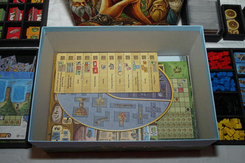 A Feast for Odin Foamcore Insert (pre-assembled)