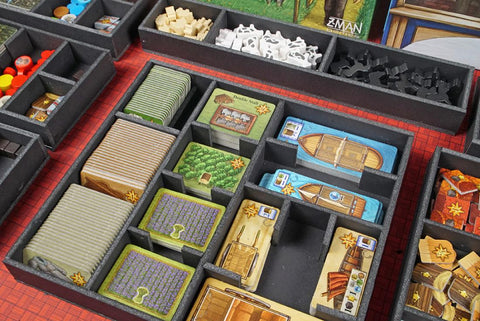 Fields of Arle™ Foamcore Insert Version 2 (Pre-Assembled)