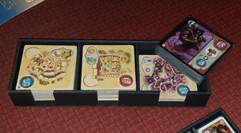 Five Tribes™ version 2 Foamcore Insert (pre-assembled)