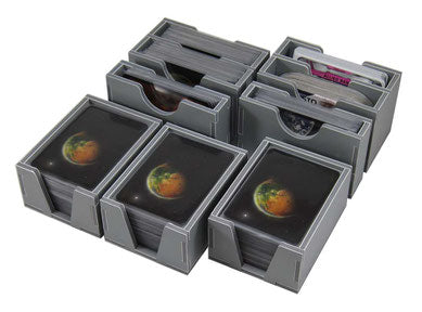 Evacore Insert compatible with Terraforming Mars™ and Expansions