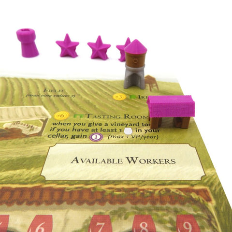 Upgrade Kit compatible with Viticulture™ (set of 103)