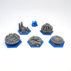 Upgrade Kit compatible with Terraforming Mars: Venus Next™ (set of 6)