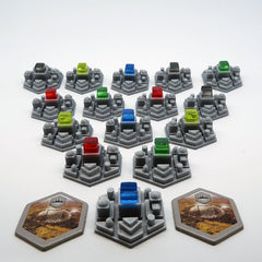 Upgrade Kit compatible with Terraforming Mars™ (set of 66)