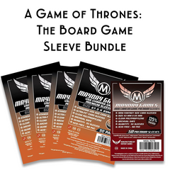 Card Sleeve Bundle: Game of Thrones: The Board Game plus Expansions