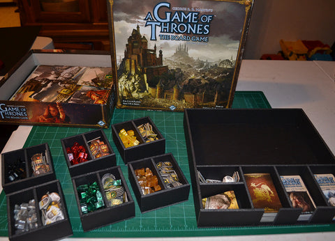 Game of Thrones Foamcore Insert (pre-assembled)