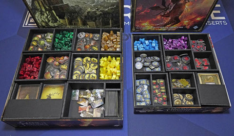 Game of Thrones: The Board Game™ V3 Foamcore Insert (pre-assembled)