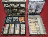 Great Western Trail™ V2 Foamcore Insert ( pre-assembled)