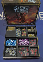 Game of Thrones: Mother of Dragons™  Foamcore Insert (pre-assembled)
