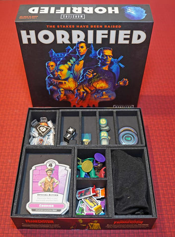 Horrified™ Foamcore Insert (pre-assembled)