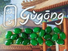 Real Jade Stones compatible with Gùgōng™ (set of 20)
