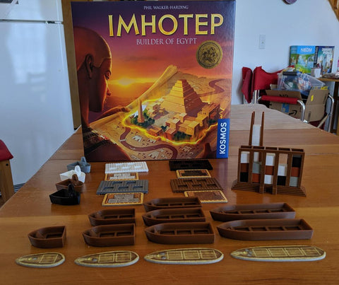 Upgrade Set compatible with Imhotep™ plus Expansion