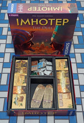 Imhotep: The Duel™ Foamcore Insert (pre-assembled)