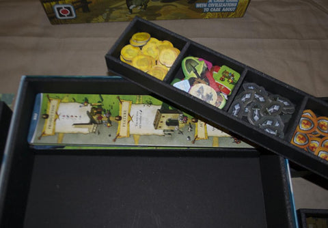 Imperial Settlers Foamcore Insert (pre-assembled)