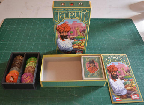 Jaipur™ 1st Edition Foamcore Insert (pre-assembled)