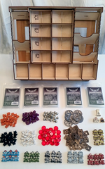 Deluxe Kit 3 for Lords of Waterdeep : Gold Level - Top Shelf Gamer - 1