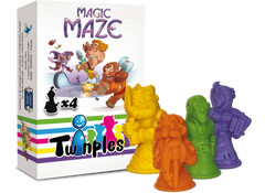 Twinples for Magic Maze (set of 4)