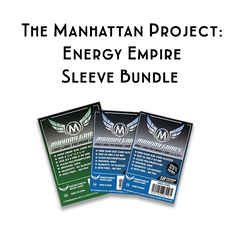 Card Sleeve Bundle: The Manhattan Project: Energy Empire™