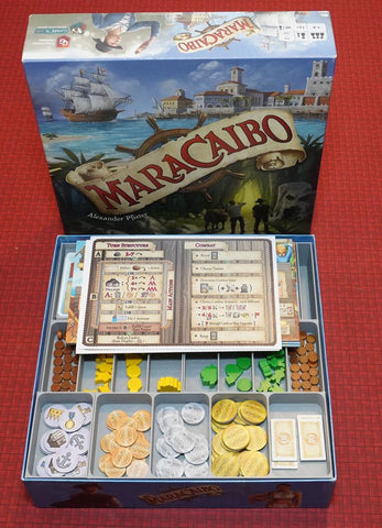 3D Printed Insert compatible with Maracaibo™ (pre-assembled)