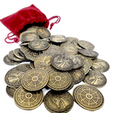 Coin Bundle Compatible with The Red Dragon Inn™ (set of 60)
