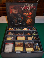 Mice and Mystics™ Foamcore Insert (pre-assembled)