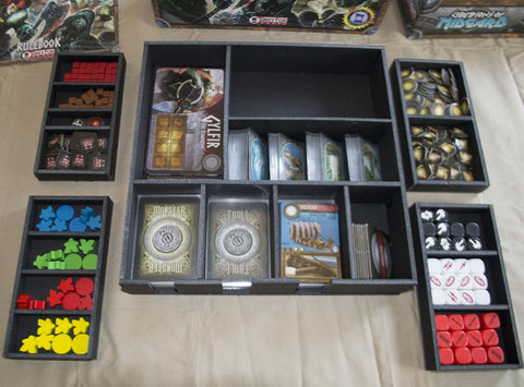 Champions of Midgard™ Foamcore Insert (pre-assembled)