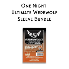 Card Sleeve Bundle: One Night Ultimate Werewolf™
