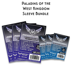 Card Sleeve Bundle: Paladins of the West Kingdom™