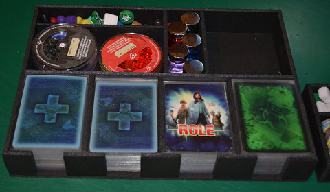 Pandemic Foamcore Insert (pre-assembled)