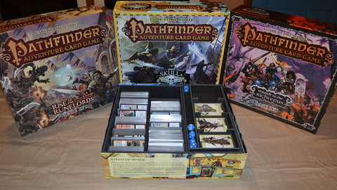 Pathfinder Card Game Foamcore Insert (pre-assembled)