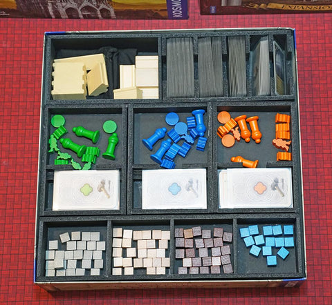 Pillars of the Earth™ Foamcore Insert (pre-assembled)