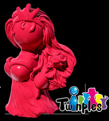 Twinples - Princess (set of 1)