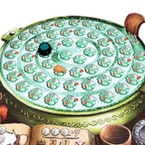3D Deluxe Tokens compatible with Quacks of Quedlinburg™ (set of 16)