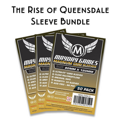 Card Sleeve Bundle: Rise of Queensdale™
