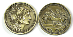 Roman Gold Coins (set of 10)