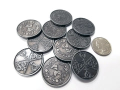 Sci-Fi 2.0 Silver Coin (set of 10)