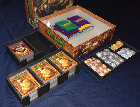 Sheriff of Nottingham™ Foamcore Insert (pre-assembled)