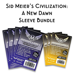 Card Sleeve Bundle: Sid Meier's Civilization: A New Dawn™ plus Expansions