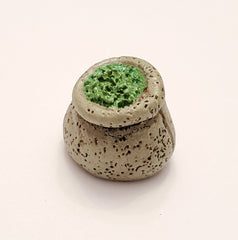 Green Spice Sack Tokens (set of 10)