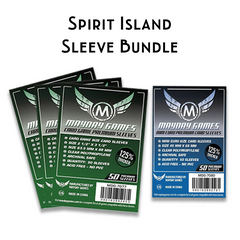 Card Sleeve Bundle: Spirit Island™