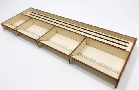 Card and Token Tray