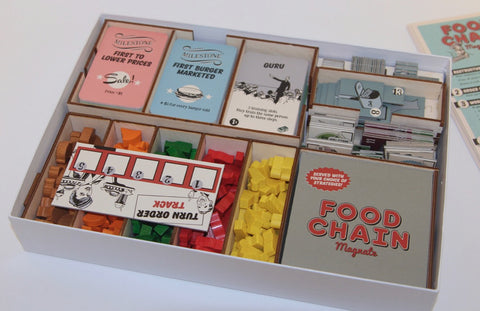 Organizer compatible with Food Chain Magnate