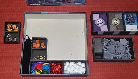 Stuffed Fables™ Version 2 Foamcore Insert (pre-assembled)