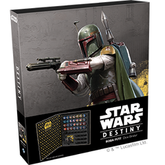 Star Wars Destiny™: Boba Fett Dice Binder