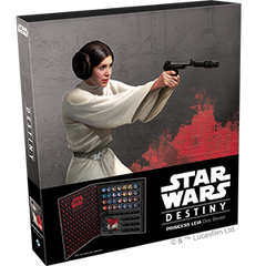Star Wars Destiny™: Princess Leia Dice Binder