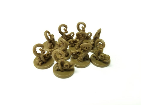 Tentacle Tokens (set of 10)