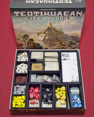 Teotihuacan™ Foamcore Insert (pre-assembled)