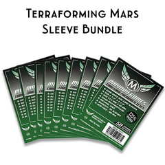 Card Sleeve Bundle: Terraforming Mars - Top Shelf Gamer