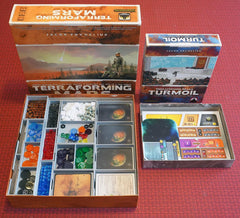 3D Printed Insert compatible with Terraforming Mars™ V5 (pre-assembled)